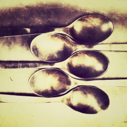 What's the deal with all the spoons?