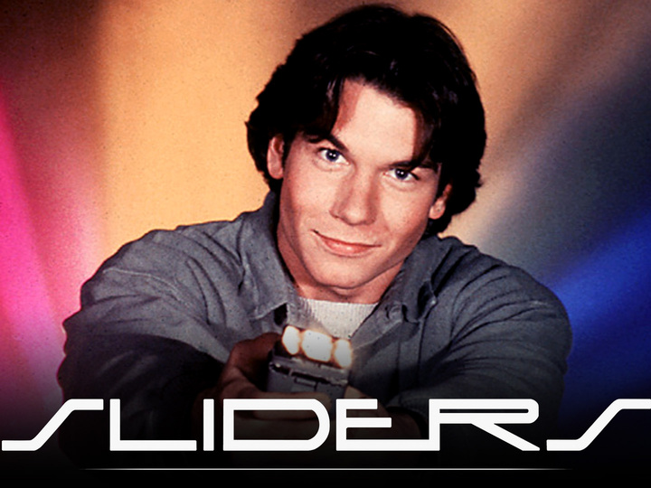 Jerry O'Connell in Sliders