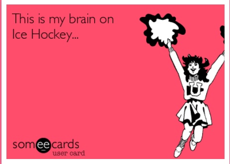 Brain on Hockey