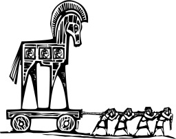 A Medical Trojan Horse?